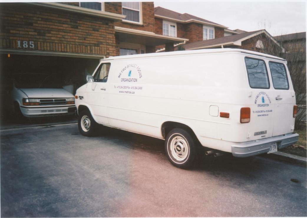 Outreach Van